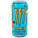 Monster Energy + Suco